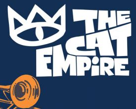 Cartel The Cat Empire 9-07-2015