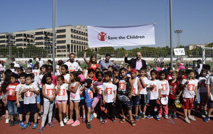 Carrera Save the Children