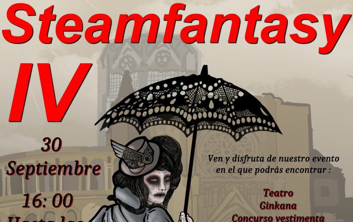Steamfantasy 30-09-2017