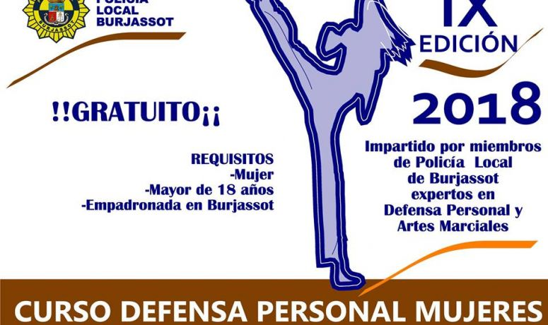 Defensa Personal 2018