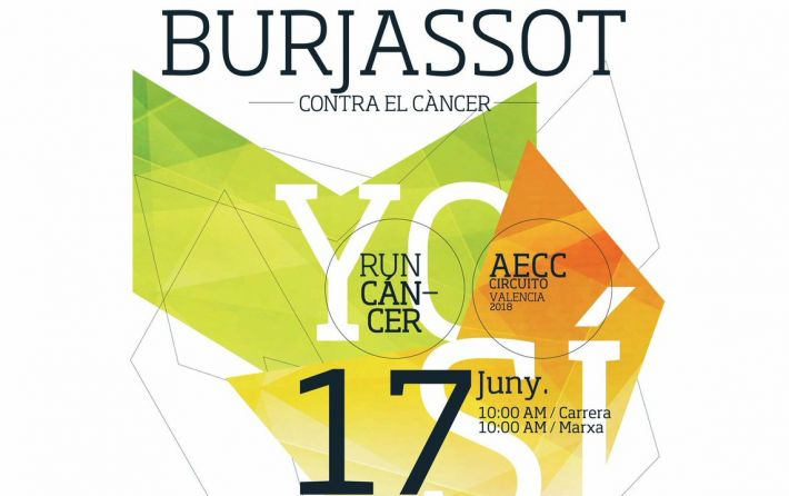Run Cancer 17 de junio