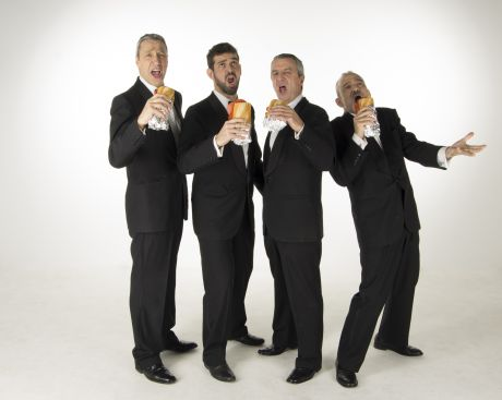 Golden Apple Quartet