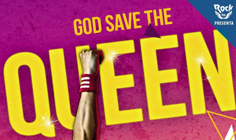 Cartel God Save de Queen 5-02-2019