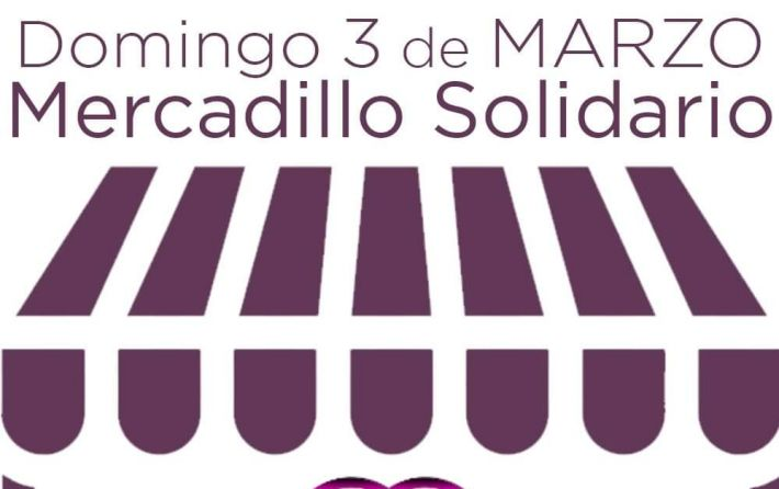 I Mercado solidario 3-03-2019