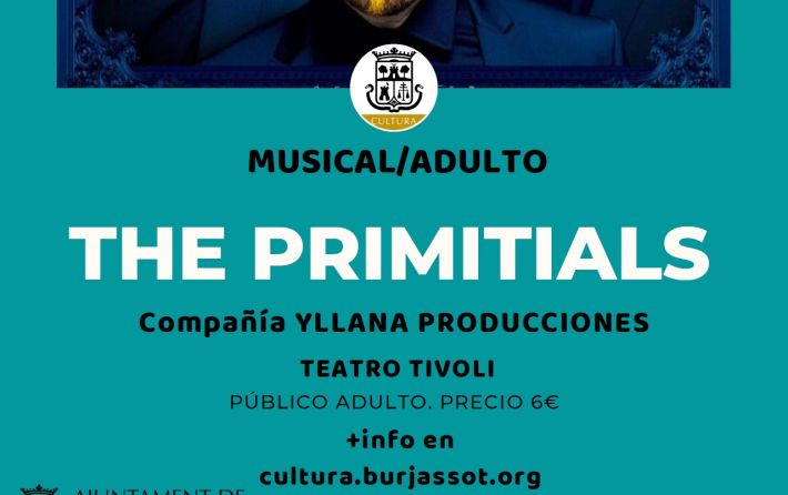 Cartel The Primitals 13-11-2020